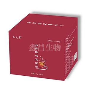 人参枸杞五宝茶