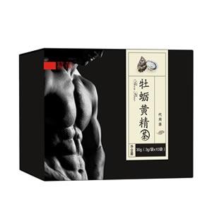 牡蛎黄精茶